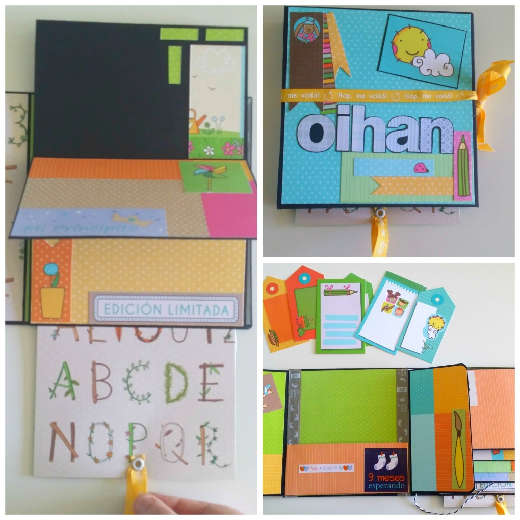 mini-album-scrapbook-ecopals