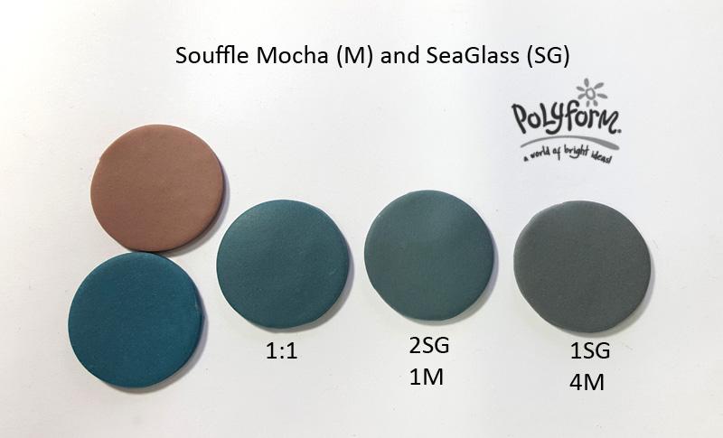 sea glass mix souffle